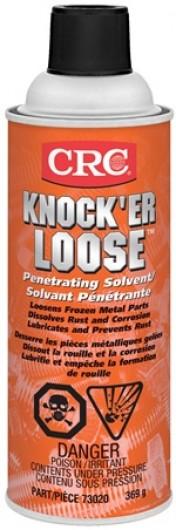 Knock'er Loose™ Penetrating Solvent, 369 Grams