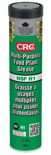 Multi Purpose Food Plant Grease, 396 Grams