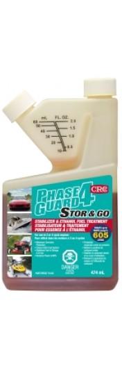 PhaseGuard4™ Stor & Go™ Stabilizer & Ethanol Fuel Treatment, 474 Milliliters