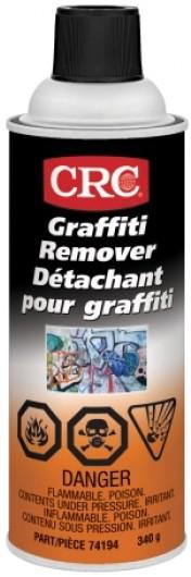 Graffiti Remover, 340 Grams