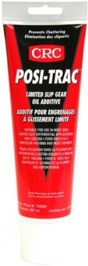 Posi Trac Limited Slip Gear Oil Additive, 207 Milliliters