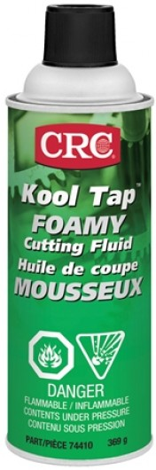 Kool Tap™ Foamy Cutting Fluid, 369 Grams