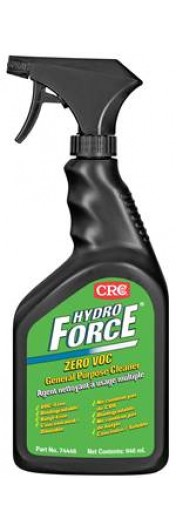 HydroForce® Zero VOC General Purpose Cleaner, 946 Milliliters