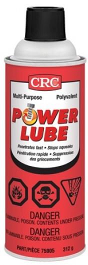 Power Lube Multi-Purpose Lubricant, 312 Grams