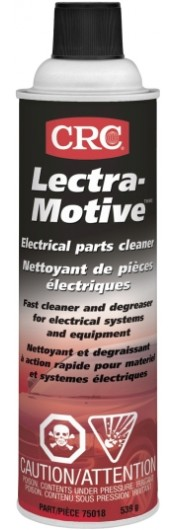 Lectra-Motive™ Electric Parts Cleaner, 539 Grams