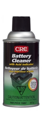 Battery Cleaner with Acid Indicator, 312 Grams