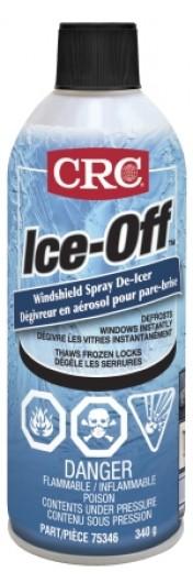 Ice-Off™ Windshield Spray De-Icer, 340 Grams