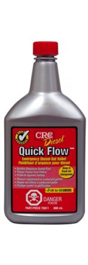 Quick Flow™ Emergency Diesel-Gel Relief, 946 Milliliters