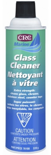 Marine Glass Cleaner, 510 Grams