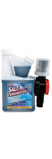 Salt Terminator® Engine Flush, Cleaner & Corrosion Inhibitor, 946 Milliliters with Mixer