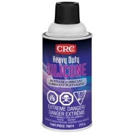 CRC Heavy Duty Silicone Lubricant, 213 Grams - 75074