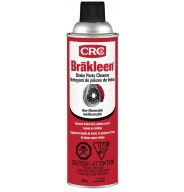 Brakleen® Brake Parts Cleaner, 539 Grams