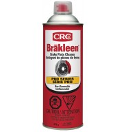 Brakleen® Pro Series Brake Parts Cleaner - Non-Flammable, 822 Grams