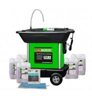 SmartWasher® SW-437 Mobile Heavyweight Parts Washer Kit, 1 Kit