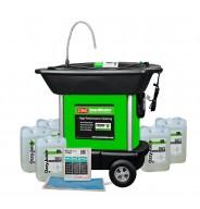 SmartWasher® SW-337 Mobile Heavyweight Parts Washer Kit, 1 Kit
