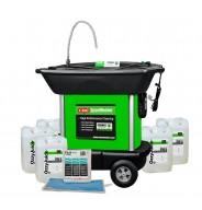 SmartWasher® SW-637 Mobile Heavyweight Parts Washer Kit, 1 Kit