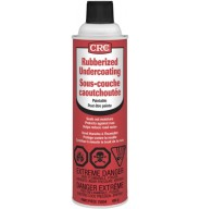 Rubberized Spray Undercoating, 450 Grams