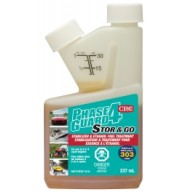PhaseGuard4™ Stor & Go™ Stabilizer & Ethanol Fuel Treatment, 237 Milliliters