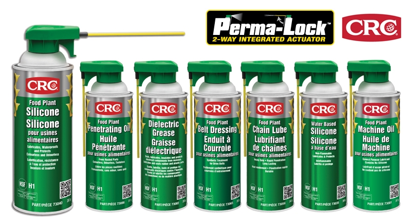PERMALOCK FOOD GRADE PRODUCTS