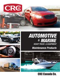 CRC Canada Automotive Catalogue